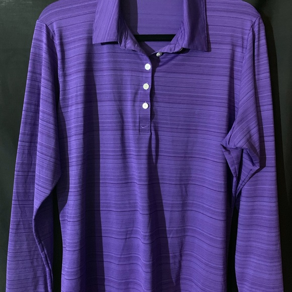 b92ea0fa The Easiest Women's Nike Purple Golf Shirt {Fctiburonesrojos}